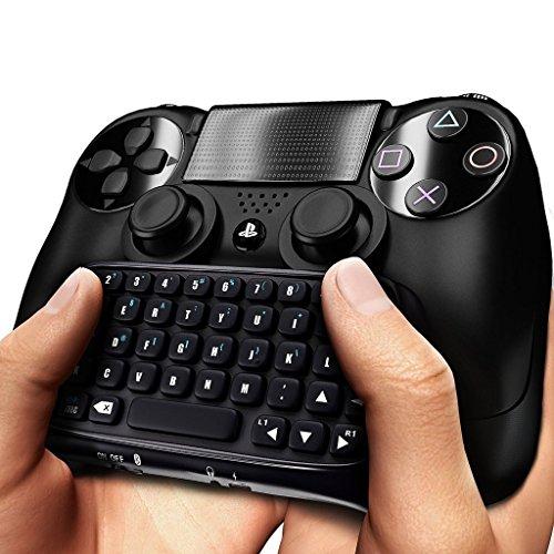 DLAND PS4 Wireless Mini Bluetooth Keyboard -