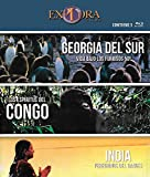 PACK EXPLORA (Georgia del Sur, Congo, India) [Blu-ray]