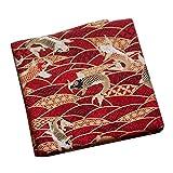 Black Temptation Style Japonais Tissus Faits à la Main Cadeaux -DIY Sac/Kimono / Couvertures Oreiller-A4