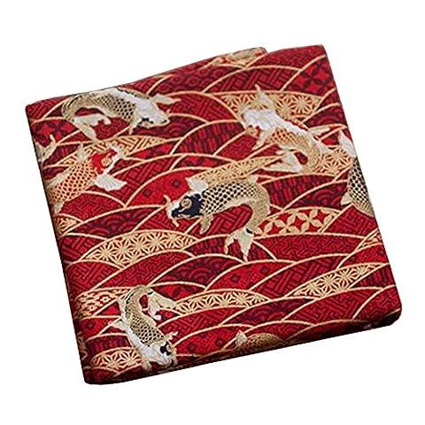 Japanische handgemachte Stoffe -DIY Geschenke Tasche/ Kimono/ Kissenbezüge-A4