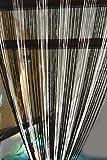 #6: Handloomwala 1 Piece Premium Threads String Curtain
