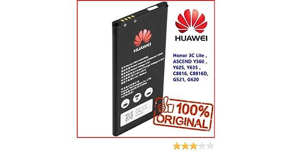 Huawei HB474284RBC Original Battery Ascend Y550, Ascend Y635, Ascend  G615-2000 mAh, Bulk