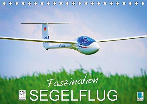 Faszination Segelflug (Tischkalender 2019 DIN A5 quer): Segelfliegen: Gleiten im Aufwind (Monatskalender, 14 Seiten ) (CALVENDO Mobilitaet)
