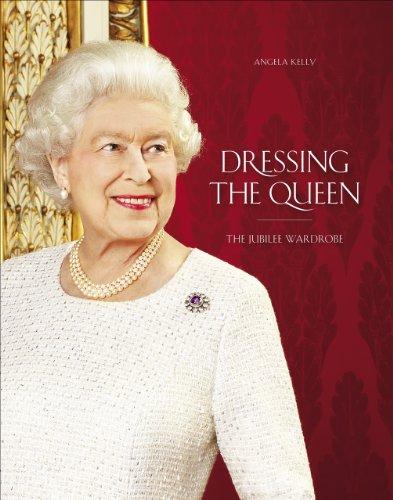 Dressing the Queen: The Jubilee - Queen-elizabeth-kostüm