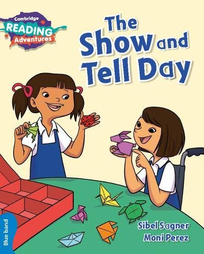 The show and tell day