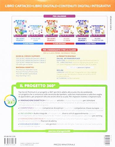 Top secret. Premium. Per la Scuola elementare. Con espansione online. Con CD-ROM: 1