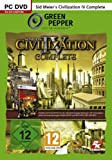 Sid Meier's Civilization IV - Complete [Green Pepper]