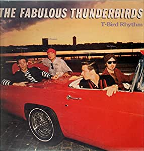 T-bird rhythm [Vinyl LP]