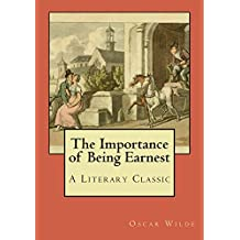 The Importance of Being Earnest: A Vintage Collection Edition (English Edition)