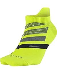 Nike U Nk Perf Cush Ns-Rn Calcetines, Hombre, Amarillo (Volt /