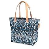 Eastpak Flask Shopper blue diamonds