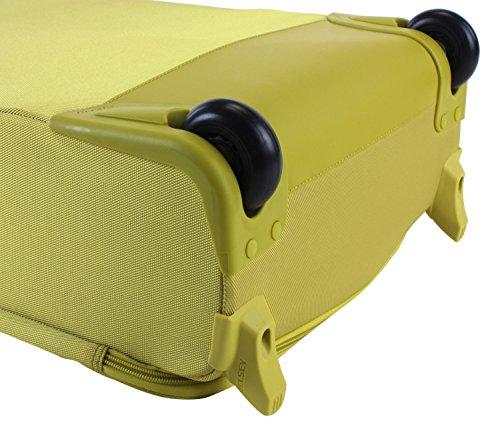 DELSEY Valise U Lite 42 L 55 cm Vert (iguane) 002245723 rouge