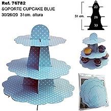 Soporte para Cupcake BLUE