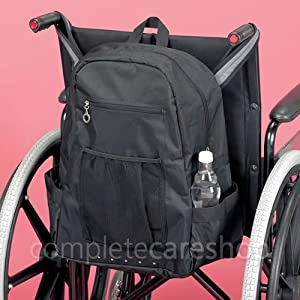Homecraft Deluxe Wheelchair Bag (Eligible for VAT relief in the UK)
