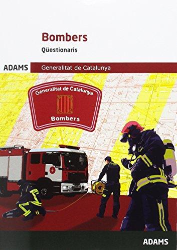 Qüestionaris Bombers Generalitat de Catalunya