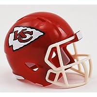 Riddell KANSAS CITY CHIEFS NFL Speed POCKET PRO MICRO/POCKET-SIZE/MINI Football Helmet