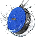 Olafus Bluetooth Shower Speaker, IPX7 Waterproof Wireless 5W Mini Speakers, Portable Bluetooth 5.0
