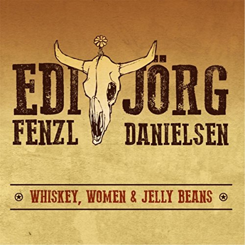 Whiskey, Women & Jelly Beans - Womens Blue Jelly