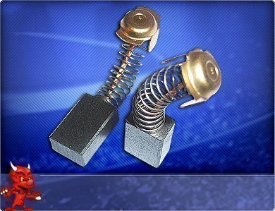 Kohlebürsten für Hitachi Bohrhammer DH 40 FB, DH 40 FR, DH 40 MA, DH 40 MB, DH 40 MR