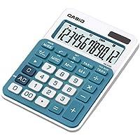 CASIO MS-20NC-BU calcolatrice da tavolo - Display a 12 cifre, struttura di colore bianco/blu - Confronta prezzi