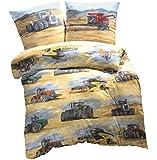 john deere johnny tractor play toddler bed set amazon. Black Bedroom Furniture Sets. Home Design Ideas
