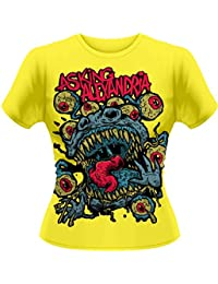 Plastic Head Asking Alexandria Eyeballs GTS Women's T-Shirt