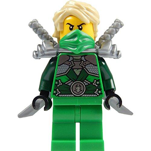 LEGO® Ninjago: Lloyd Garmadon green ninja Minifigure