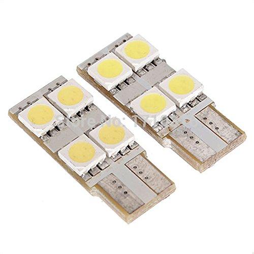 Preisvergleich Produktbild Ultra Vision LED T10 W5W 501 Standlicht,  12 V,  5 W,  2er Pack - Reinweißes Licht 6000 K