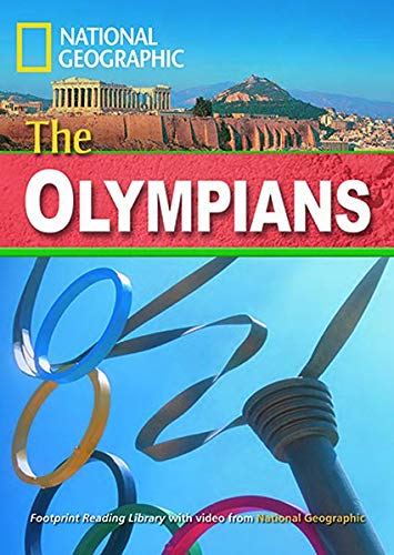 The olympians. Footprint reading library. 1600 headwords. Level B1. Con DVD-ROM. Con Multi-ROM (National Geographic Footprint Reading Library)