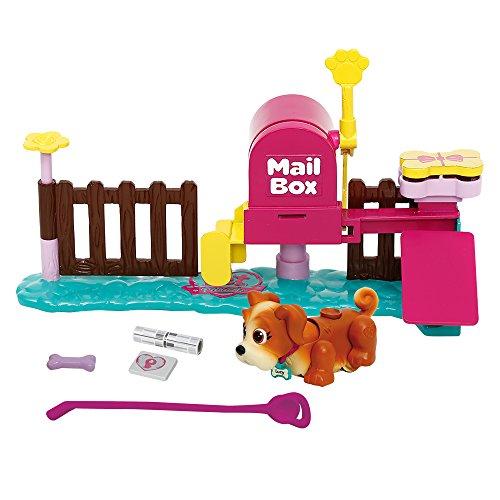 Pet Parade - Mailbox playset con cachorro exclusivo (Giochi Preziosi 18549)
