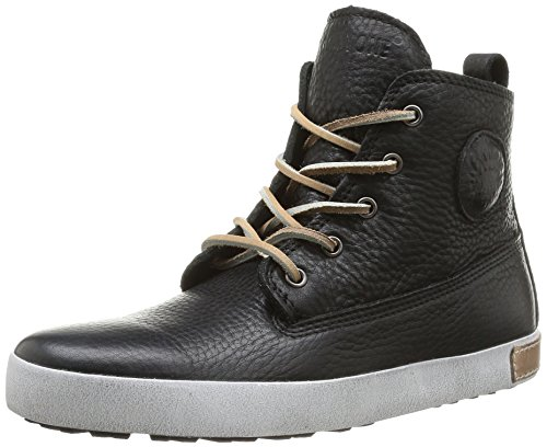 Blackstone 6 INCH WORKER ON FOXING KIDS CK02, Unisex - Kinder Stiefel, Schwarz (Black), EU 32