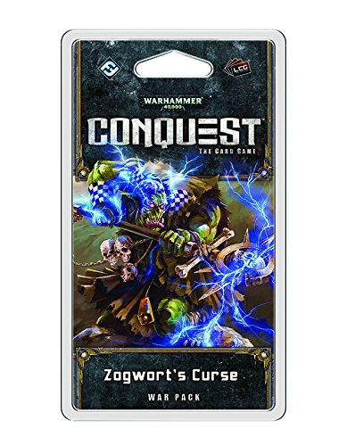 Warhammer 40,000 Conquest Lcg Zogwort's Curse War Pack por Fantasy Flight Games