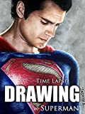 Clip: Time Lapse Drawing of Superman [OV]