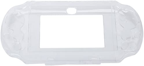 Imported Clear Plastic Protective Case Cover for Sony PlayStation PS Vita 2000 PCH-2000