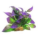 Gazechimp 1 Stück künstlich Pflanze Aquarienpflanzen Aquarium Zierpflanze Kunstpflanzen - Stil 10