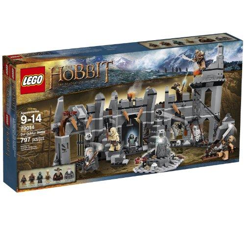 LEGO The Hobbit Batalla en Dol Guldur - Juegos de construcción (Gris, 9 año(s), 797 Pieza(s), Película, Niño/niña, 14 año(s))