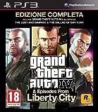 Grand Theft Auto IV & Episodes From Liberty City - Edizione Completa