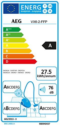 AEG VX6-2-FFP Staubsauger mit Beutel kaufen  Bild 1*