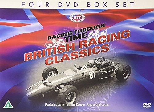 Racing Through Time: British Classics 4 DVD Gift Set [UK Import]