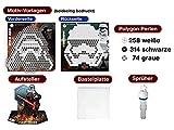 Aquabeads 30159 - Star Wars Kylo Ren und Sturmtruppler Set, Basteln mit Perlen hergestellt von EPOCH Traumwiesen