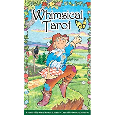 Whimsical Tarot Deck
