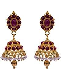 Joyalukkas 22k Gold Stud Earrings
