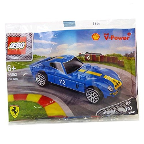 Shell V-power Lego Collection Ferrari 250 GTO 40192 Exclusive Sealed (Sammlerstücke Ferrari)