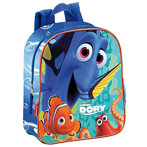 Disney 28 cm Pixar Finding Dory Ocean Junior Backpack (Blue)