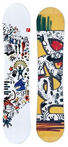 Head tavola da snowboard per bambini jr rocka, bianco (multi-colored), 108 cm