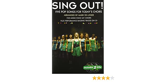 Sing Out! 5 Pop Songs for Today's Choirs: Bk  1: Amazon co