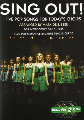 Sing Out! 5 Pop Songs for Today's Choirs: Bk. 1 por Collectif