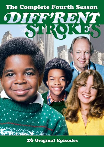 Diff'rent Strokes: The Complete Fourth Season [DVD]