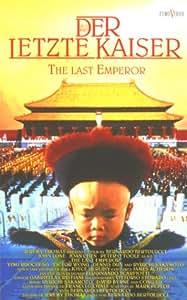 Der letzte Kaiser [VHS]