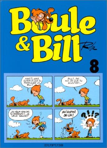 Boule & Bill, Tome 8 :
